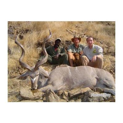 Chasse en Namibie - 7 jours de Chasse