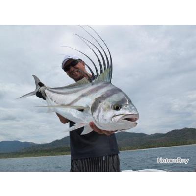 Pêche EXO au Costa Rica