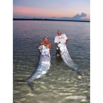 Pêche en Guinée Bissau / Îles Bijagos