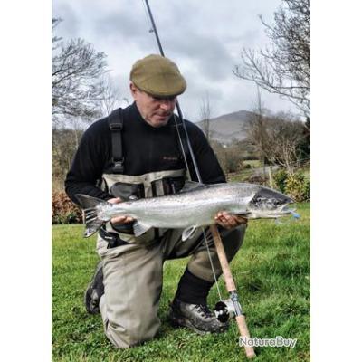 Pêche du Saumon et de la Truite de mer en Irlande