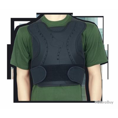 Gilet de protection noir  BARBARIC FORCE 34398 pour AIRSOFT / PAINTBALL  Neuf de stock !