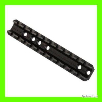 Rail de montage fixe PICATINNY 21 mm pour carabines MARLIN