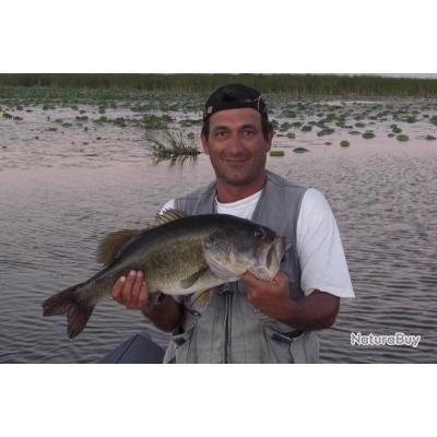 Voyage de Pêche à Cuba : Lago Leonero : Black Bass Trophées