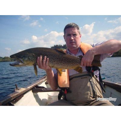 Voyage de Pêche en Irlande : Lough Corrib