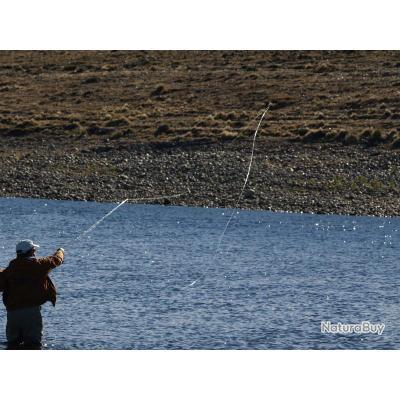 Voyage de Pêche en Argentine : Rio Gallegos et Jurassik lake