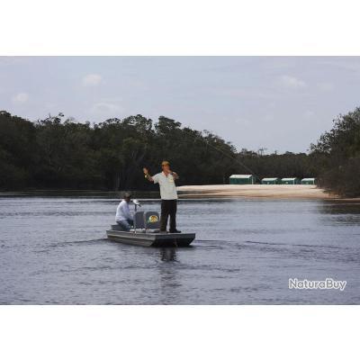 Voyage de Pêche au Brésil : Peacock Bass : Séjour itinérant en Amazonie