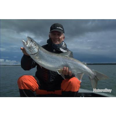 Voyage de Pêche au Canada : Territoires du Nord-Ouest : Grand lac des Esclaves