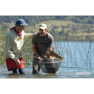 Voyage de Pêche au Chili : Patagonian Base Camp