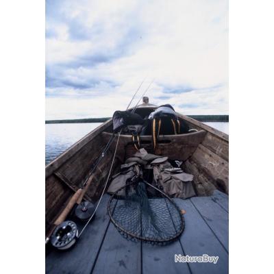 Voyage de Pêche en Finlande : Rapides de Viitasaari