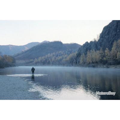 Voyage de Pêche en Mongolie