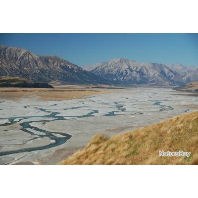 Voyage de Pêche en Nouvelle Zélande : Truites Fario & Arc en ciel de l'extrême