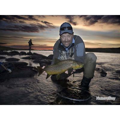 Voyage de Pêche en Russie : Péninsule de Kola - Varzina Trout Camp