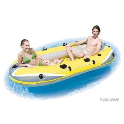 Bateau de plage gonflable pour mer 3 places 225ks 262x145cm rotomoul s po - Vente bateau gonflable ...