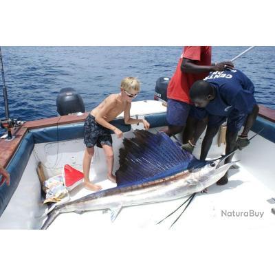 Pêche à la journée au Sénégal