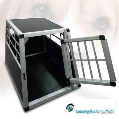 cages de transports pour chien chiots cages caisses. Black Bedroom Furniture Sets. Home Design Ideas