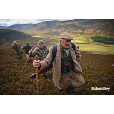 Ecosse: 2 chasseurs, 2 jours approche biches/faons, tirs illimités, tout compris