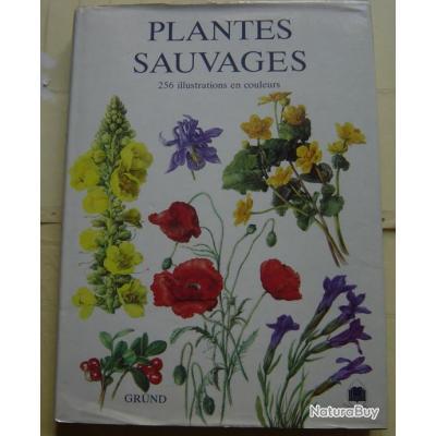 plantes sauvages livres sur les arbres et fleurs 1566237. Black Bedroom Furniture Sets. Home Design Ideas