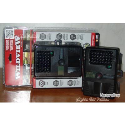 Appareil photo caméra vidéo INFRAROUGE COMPACT Diodes Noires INVISIBLES INTRUS Chasse NEUF Garanti
