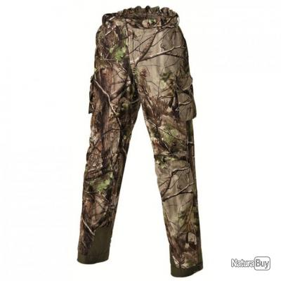 Pantalon Pinewood camo realtree