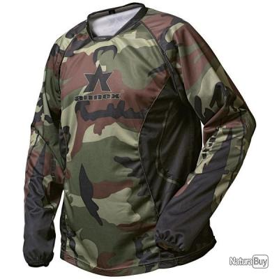 Maillot Paintball Camo