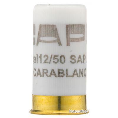 Boite de 4 cartouches Mini Carablanc pour self GC27 et GC54 cal.12/50 .
