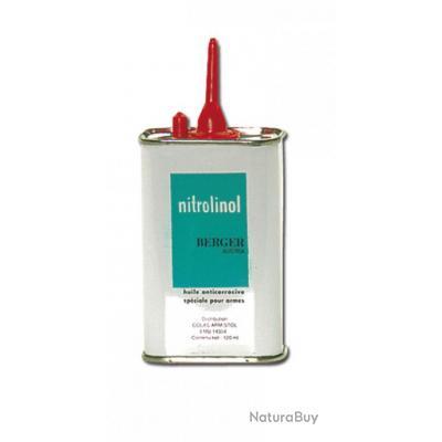 Burette d'Huile Nitroninol  Antircorosive 120 ml.