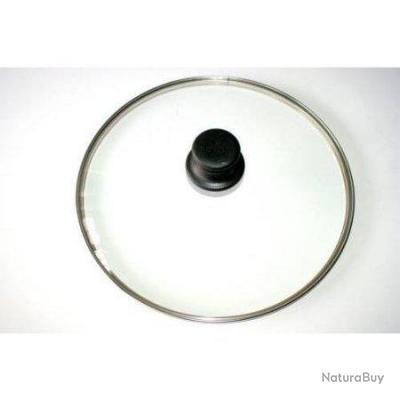 Couvercle verre cercl inox mat riel de cuisine 1711052 for Materiel cuisine inox