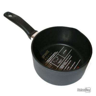 casserole induction granit baumalu 18cm mat riel de cuisine 1711264. Black Bedroom Furniture Sets. Home Design Ideas