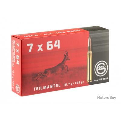 Balle Geco Calibre 7X64 Soft Point
