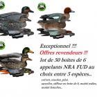 Lot de 300 appelants  NRA FUD panachables top prix PROMO pendant 3 jours ! prix imbattable !!!!