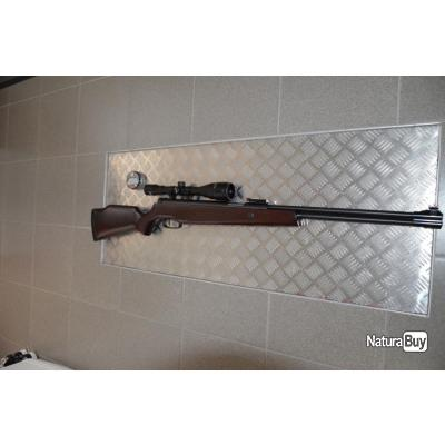 carabine 10 joules lunette 6x42 housse etat neuf carabines 224 plomb moins de 20 joules