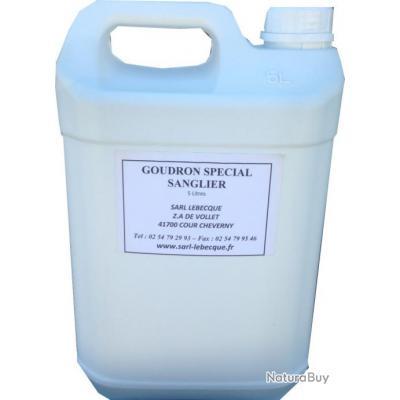 Goudron de Pin Naturel Special Sanglier 5 kgs