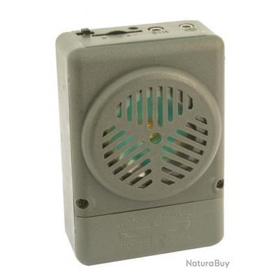 Appeau micro/amplificateur & cable de 10 mètres .