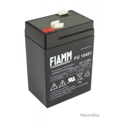 batterie 6 volts pour agrainoir rechargeable agrainage 1803245. Black Bedroom Furniture Sets. Home Design Ideas
