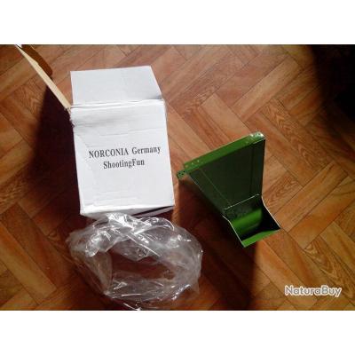 Porte cibles conique neuf pour cartons 14 x 14 cm