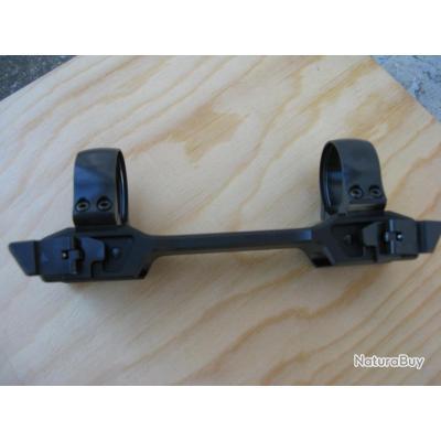 Montage de lunette avec collier de 30 mm pour Rail Weawer 21 mm