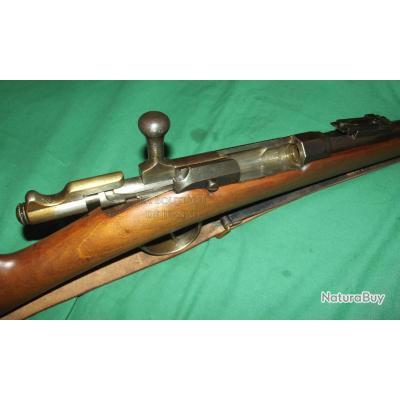 Beau Fusil gras 1874/ 80 Manufacture de St etienne (Production civile pour l'export)