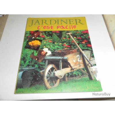 livre jardiner c est facile livres de jardinage 1887710. Black Bedroom Furniture Sets. Home Design Ideas