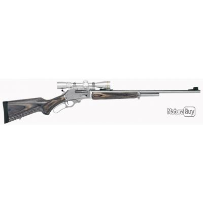 carabine marlin model 308 mx finition inox cal 308 marlin express carabines levier sous. Black Bedroom Furniture Sets. Home Design Ideas