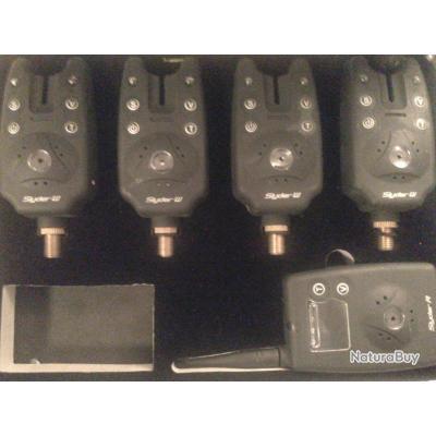 détecteur slyder w avec central sans fil