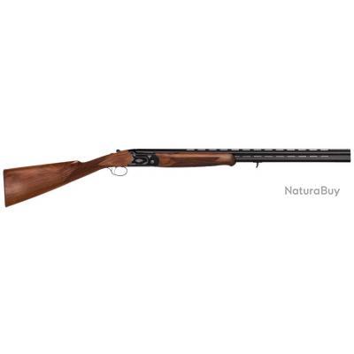 Fusil  superposé Country cal.20/76 crosse anglaise canon de 71 cm .