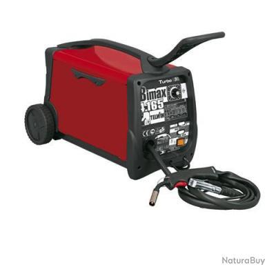 Telwin - Poste à souder portable MIG-MAG 145A - Bimax 4165