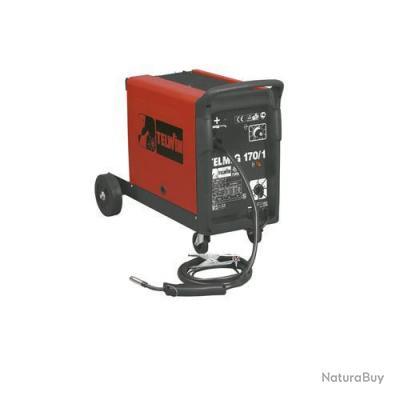 Déstockage - Telwin - Poste à souder sur roues MIG-MAG 160A - Telmig 170/1