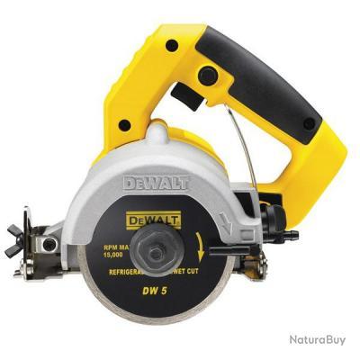 dewalt scie circulaire 110mm pour carrelage 1300w dwc410 scie 233 lectrique 1930467