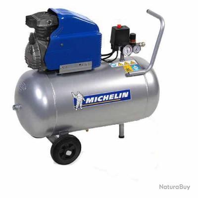 Michelin compresseur 8 bars 50l 2 cv mb 50 compresseurs et outils pneumatiques 1930810 - Compresseur 100l michelin ...