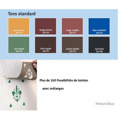 Auro   Colorant Pour Peinture Murale (teinte Vert Oxyde) 2.5 L   N°