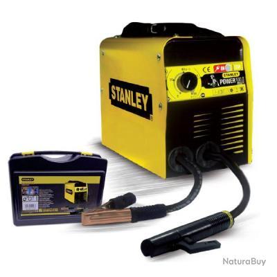 Stanley - Poste à souder MMA Inverter 80A - STAR 2500