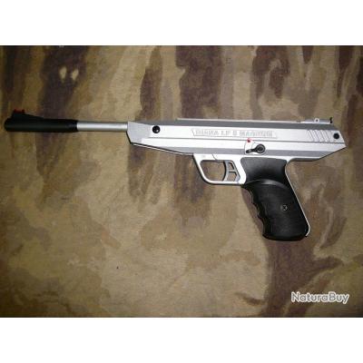 pistolet a air comprime diana modele lp8 silver magnum cal 4 5 7 5 joules 175 m s. Black Bedroom Furniture Sets. Home Design Ideas