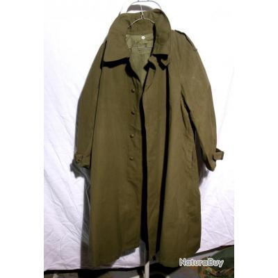 manteau cache poussi re arm e vestes blousons et. Black Bedroom Furniture Sets. Home Design Ideas
