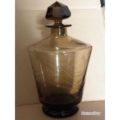 originale carafe en verre art deco objets divers 1978805. Black Bedroom Furniture Sets. Home Design Ideas